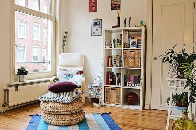 Cozy flat in the heart of Amsterdam