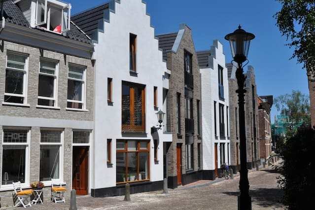 Cozy house in Centre of Alkmaar families welcome!
