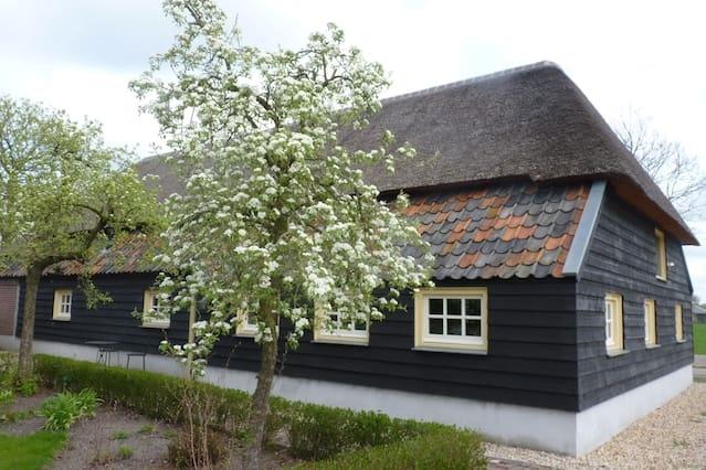 Unieke locatie in de Maashorst