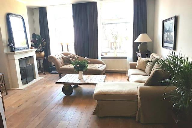 Appartement met karakter dichtbij Den Haag