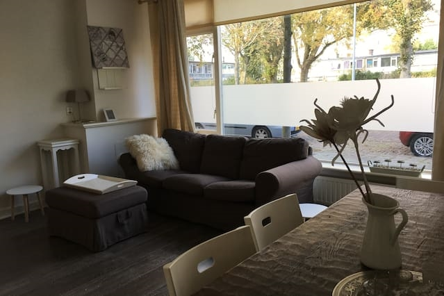 Complete 2-room apartment nearby Alkmaar-Centre