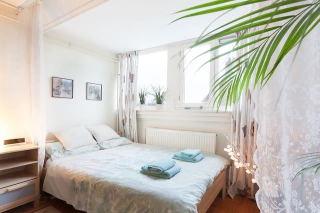 Nice private room in Nijmegen