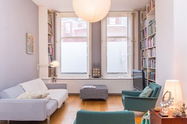 Comfortabel, modern appartement