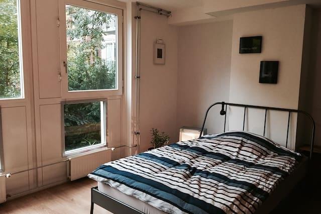 Cozy Studio Apartment in Amsterdam East.