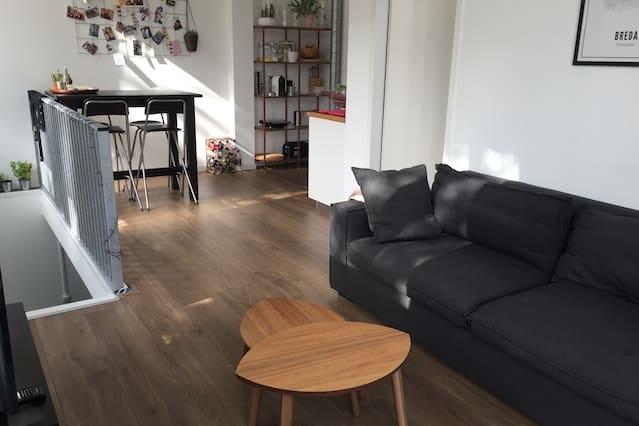 Modern appartement in Breda