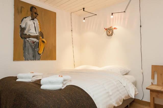 Amsterdam Amstel Garden Room
