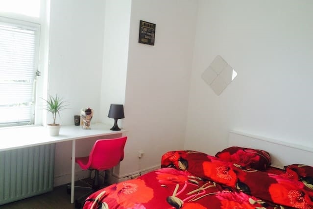 Double room in The Hague