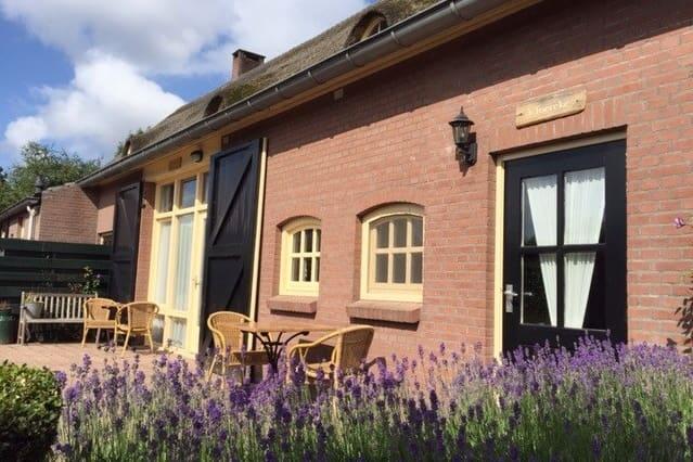 2 luxe kamers in een oude boerderij