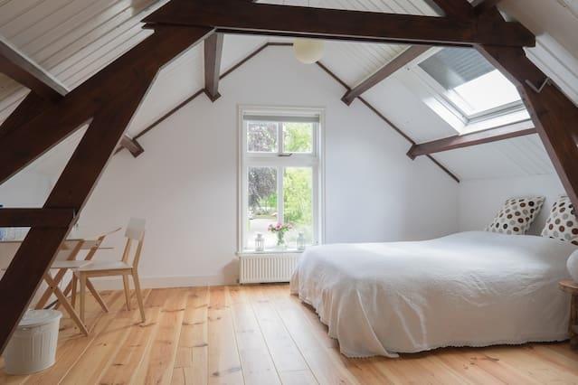 Charmante kamer in het Groene Hart