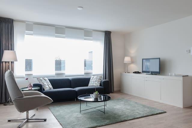 Mooi twee slaapkamer appartement - Oozo.nl