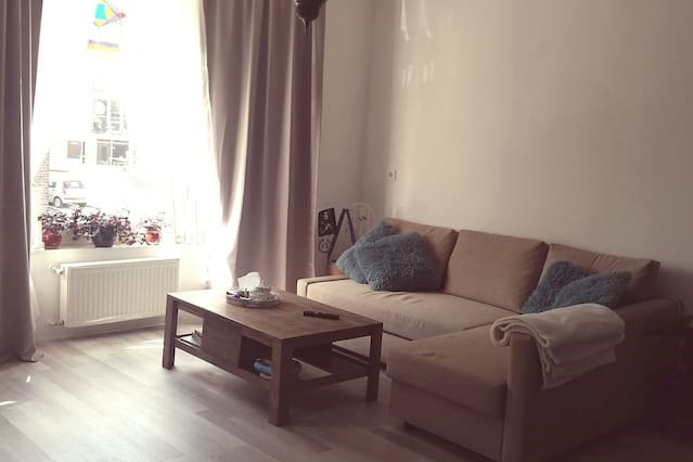 Charmant Rotterdamse appartement!
