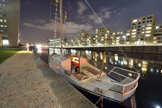Sailing Yacht 'Elsdyret' The Hague