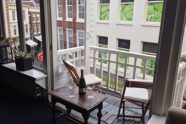 Great city apartment in the centre of Utrecht