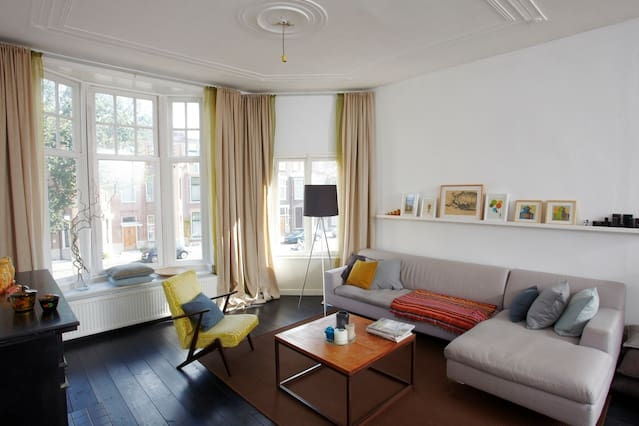 Stylish and spatious apartment
