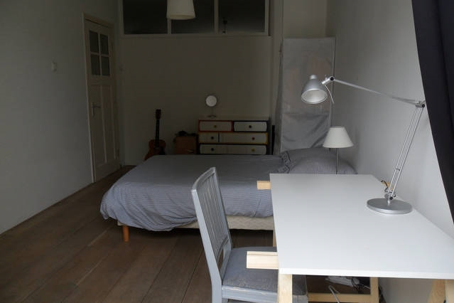 Spacious room in comfy appartment Amsterdam Zuid
