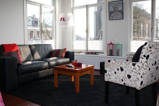 Mooi appartement