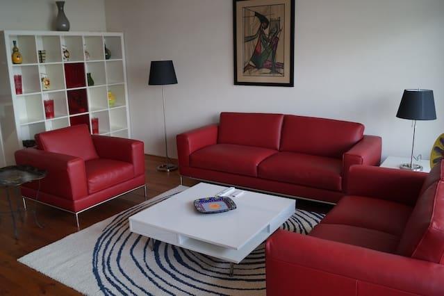 Luxe maisonette apartement
