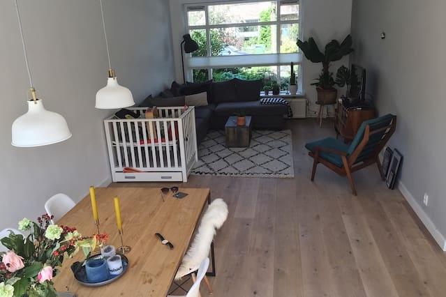 Spacious house situated in Alkmaar