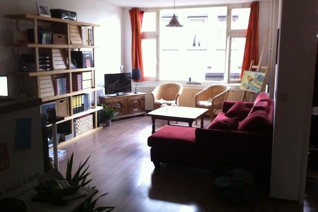 Prachtig ruim & licht appartement