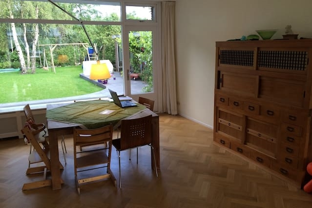 A real holiday home 10 min from city centre/beach