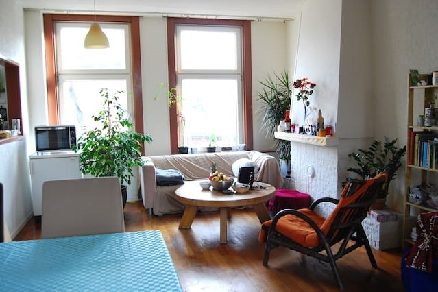 Double room in Rotterdam North