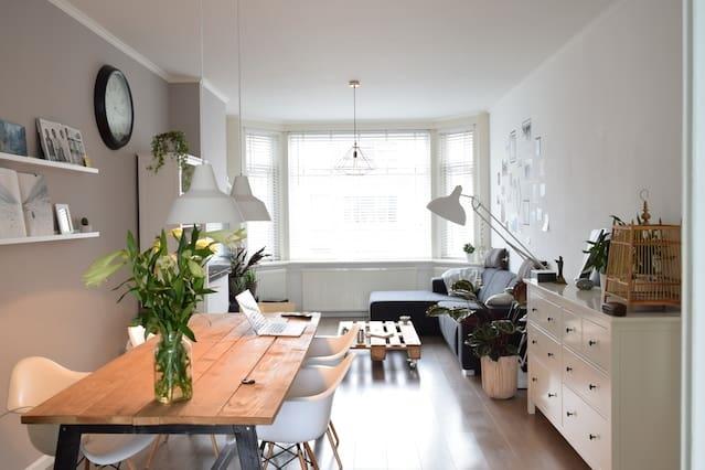 Design Appartement Near Euromast