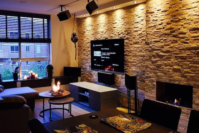 A very neat, luxious, fully renovated appartement