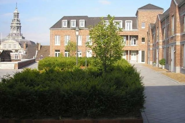 Central stay for 4 persons in Maastricht