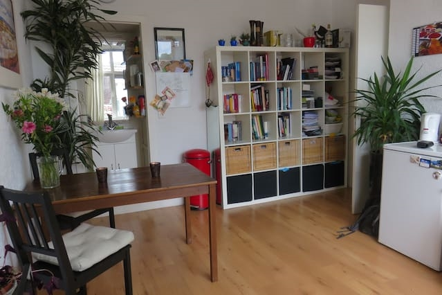 2 rooms and a nice terrace! Near city centre