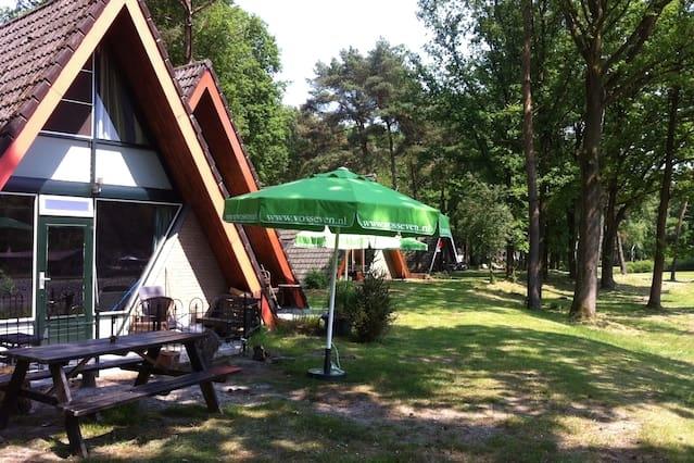 Vakantiewoning Limburg op natuurpark
