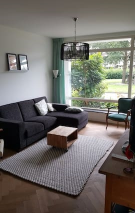 Cozy familyhouse in quiet neighborhood