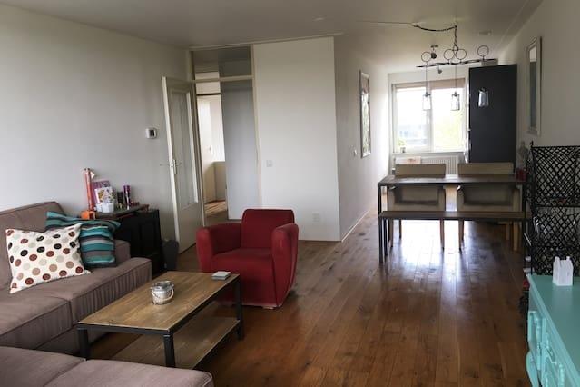 Beautiful and spacious apartment