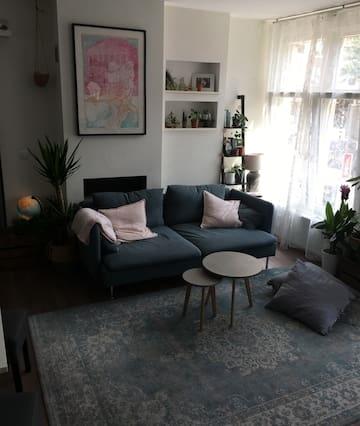Cozy 2BD apartment near centre!