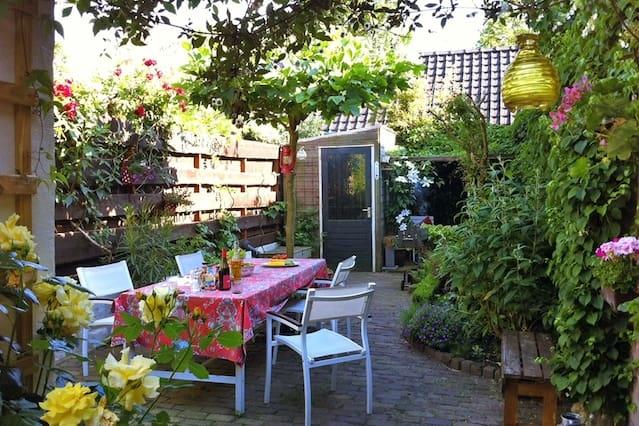 Sfeervol huis met gezellige tuin