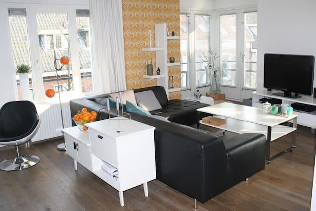 Apartment in city centre of Tilburg