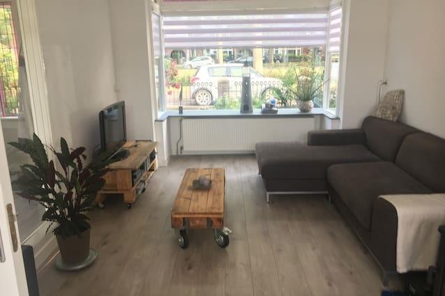 Lovely 30's house for rent in Den Helder centre