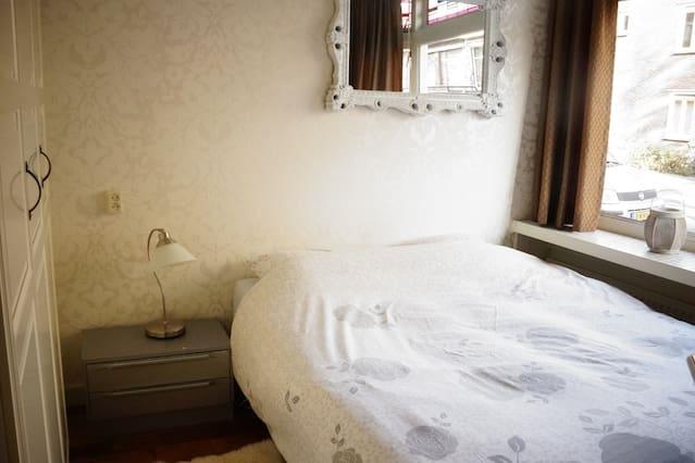 2 kamer benedenwoning in Vlaardingen