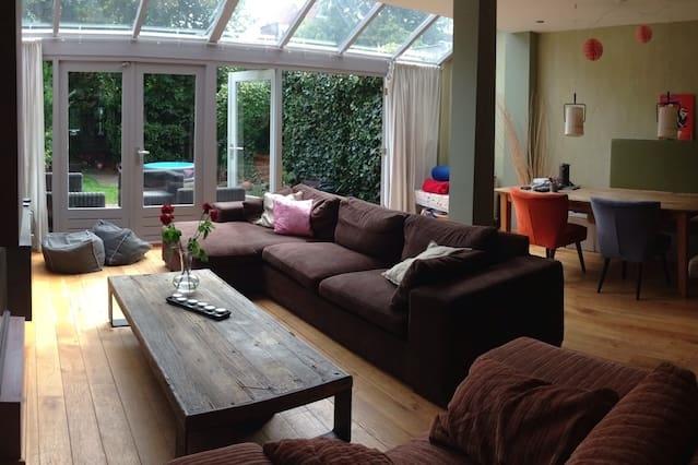 Big, Cosy House near center Haarlem