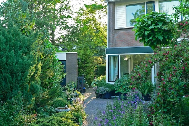 Familyhouse 20 min. from Amsterdam