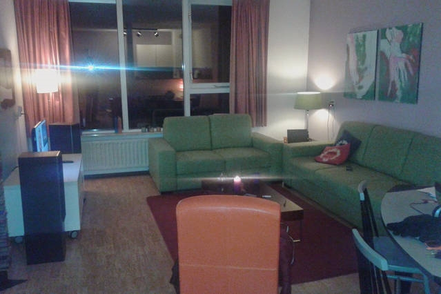 Very relaxed appartment close to center Amsterdam