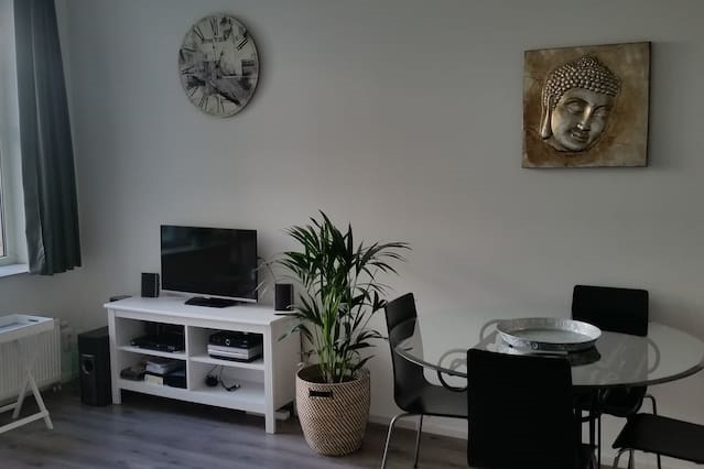 Modern apartment also for long stay