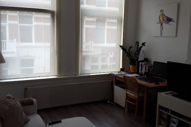Cosy studio in a good neighbourhood