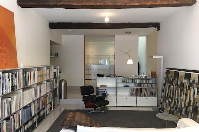 Moderne studio in het centrum van Maastricht