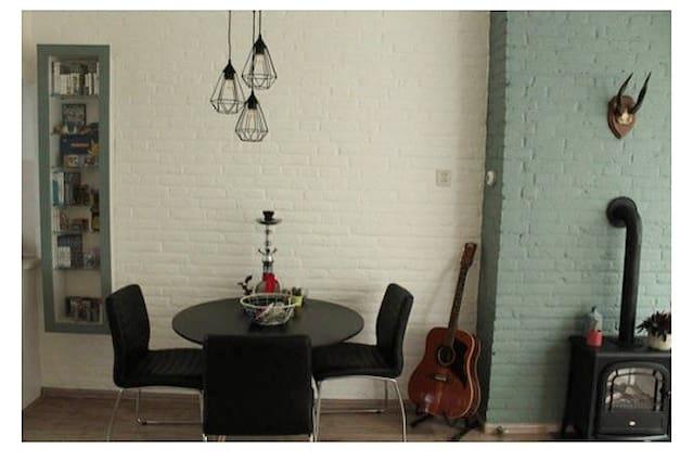 Gezellig appartement op een goede locatie!