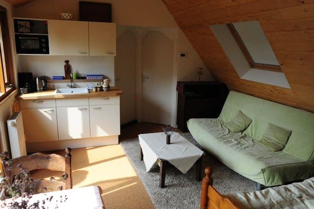 Mooi appartement aan de IJssel