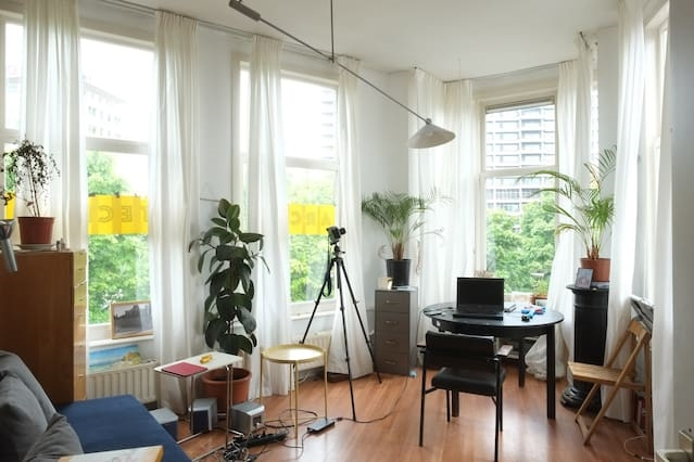 Appartement in the city centre of the Hague