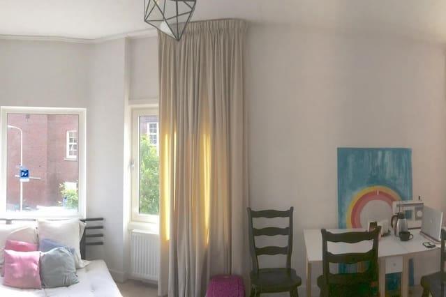 Sunny Room near Beach and City !