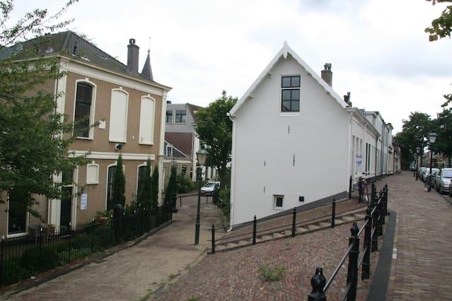 monumental small dikehouse (1890)