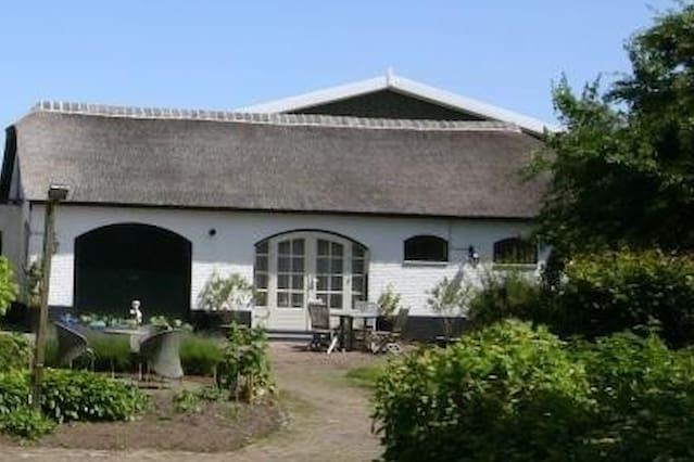 Chestnut Lodge, luxe vakantie lodge