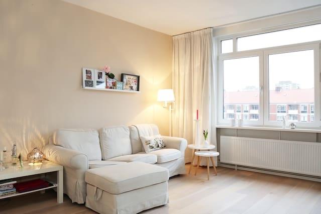 Romantic apartment in calm area